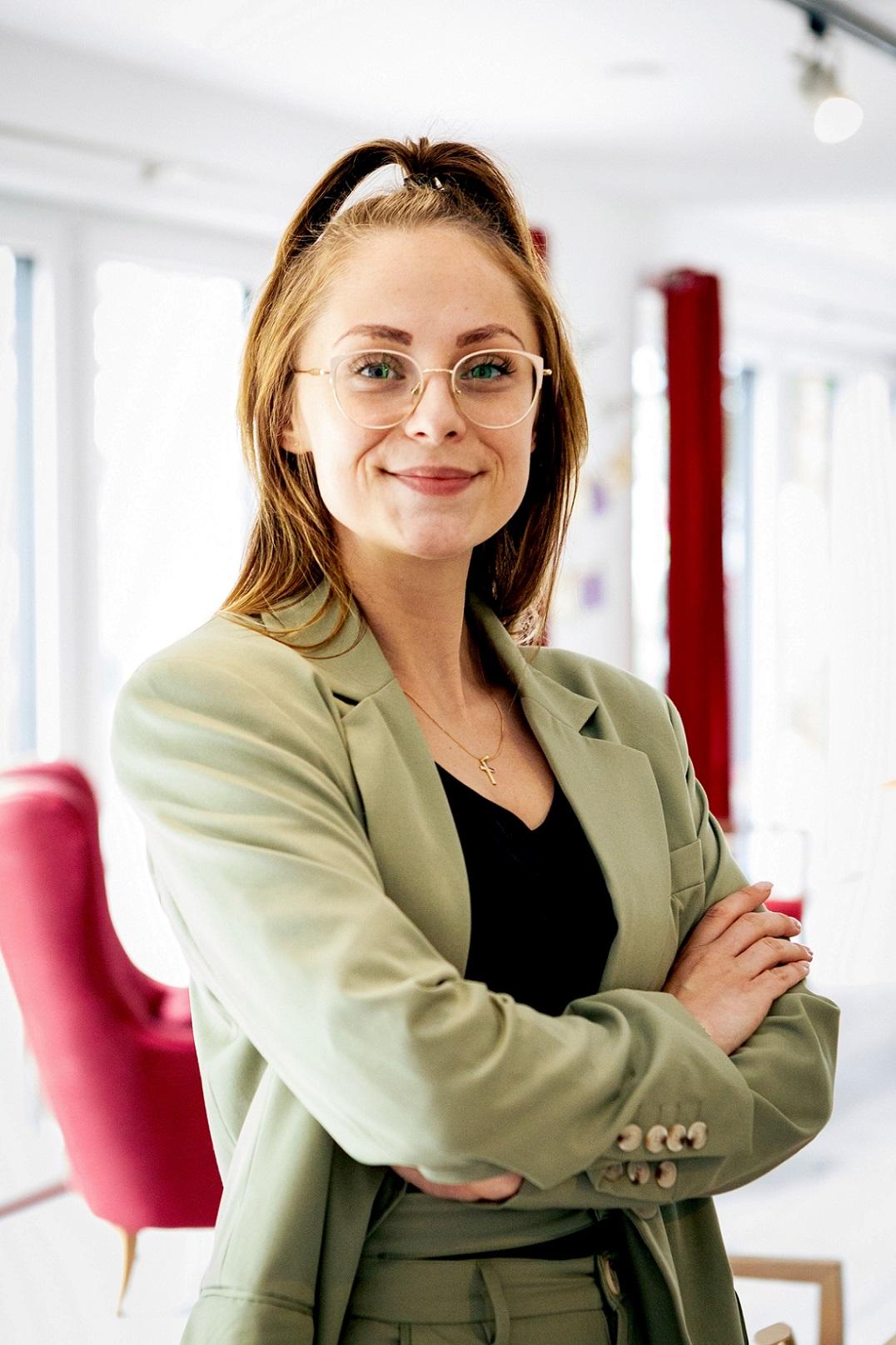 Bereichsleitung (PDL) - Sarah Lena Czarnecki