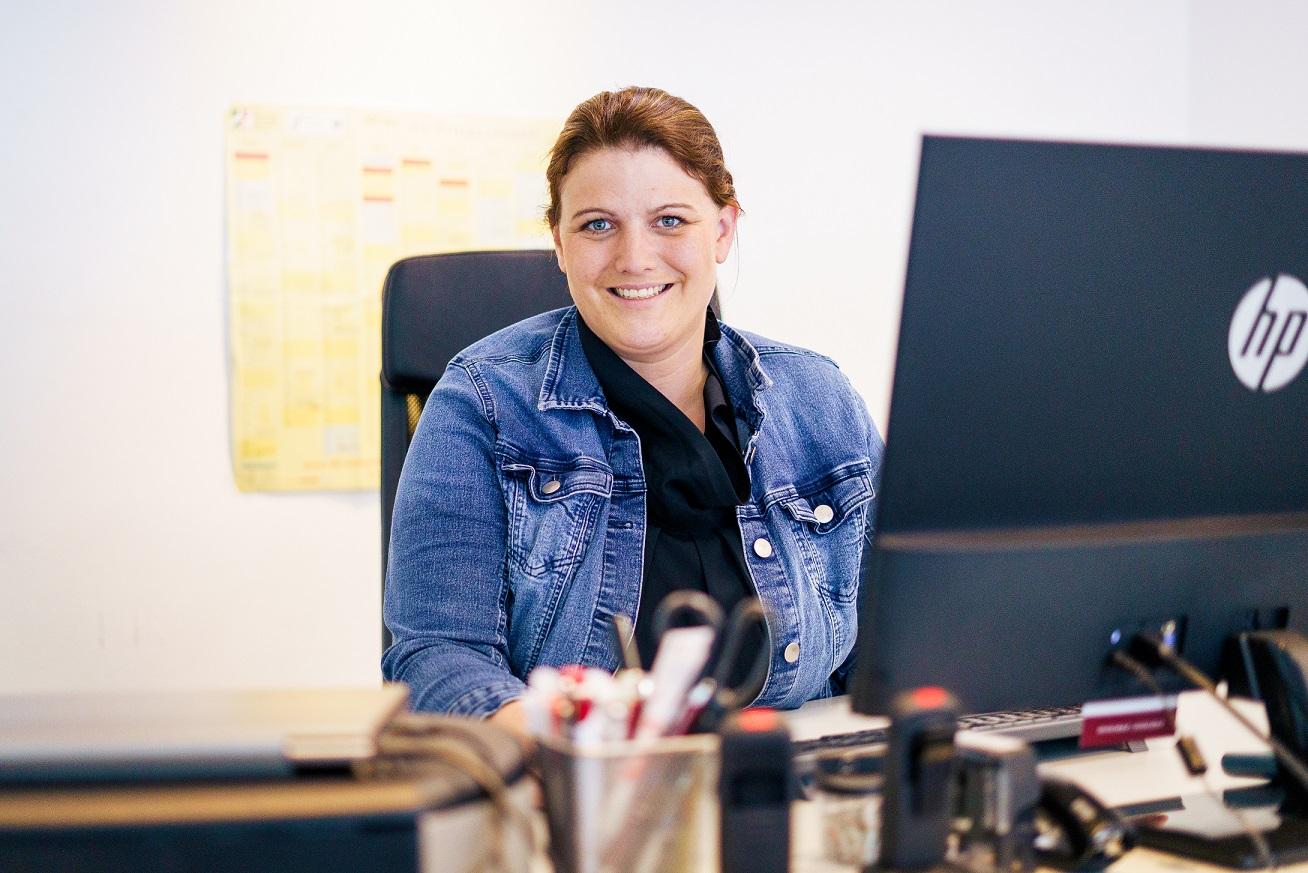 Pflegedienstleitung - Kristina Pape