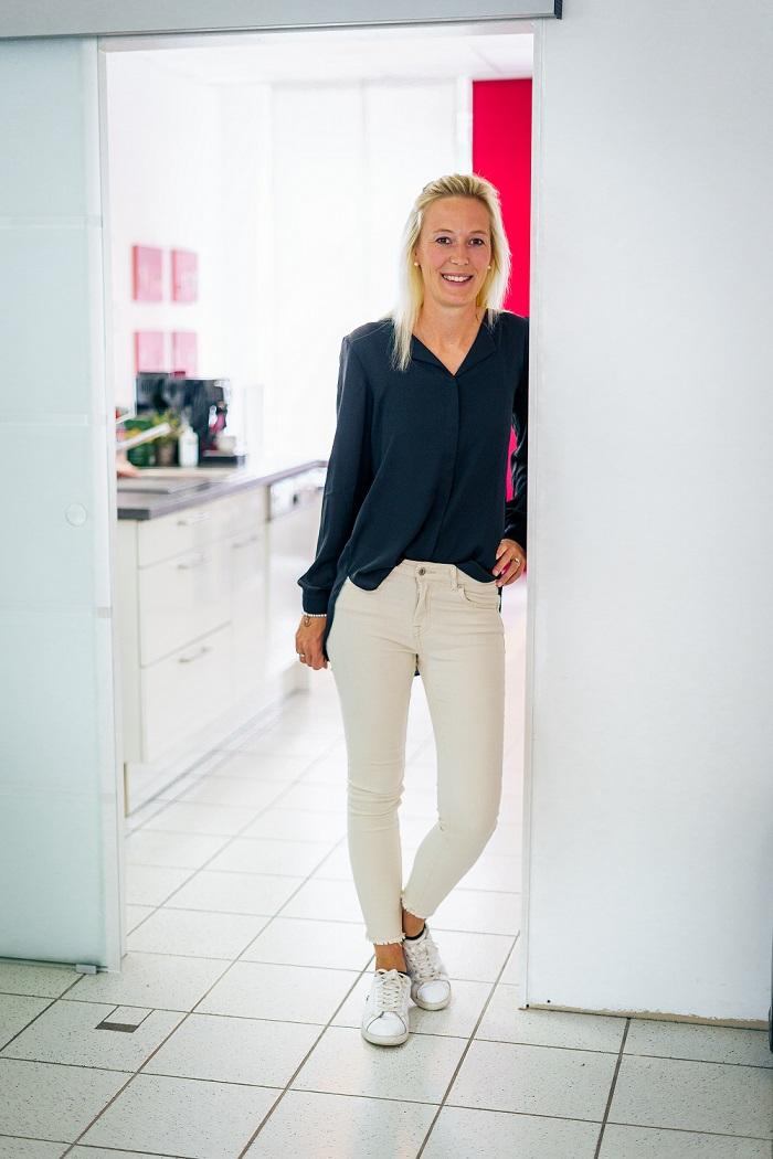 Leitung Personal und Verwaltung - Miriam Fichtner